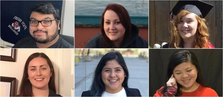 Rodolfo Avelar, Jessica Hallstrom, Bekah Izard, Graciela Sierra-Moreno, Gaoyong Yang-Vang