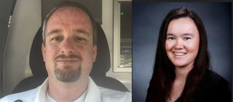Travis McSherry and Carolyn Bentley PT, DPT