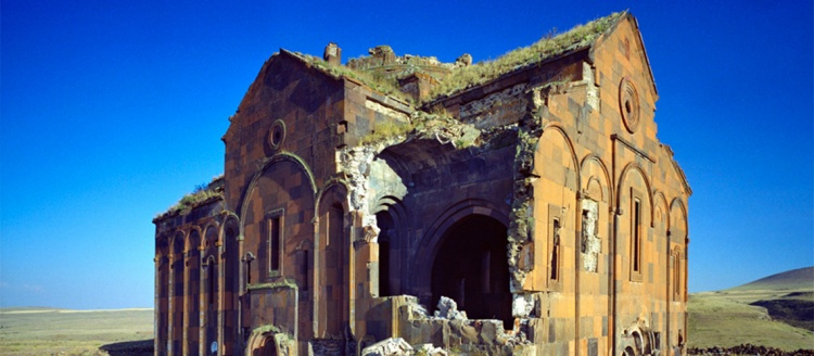 Ani Cathedral in Armenia