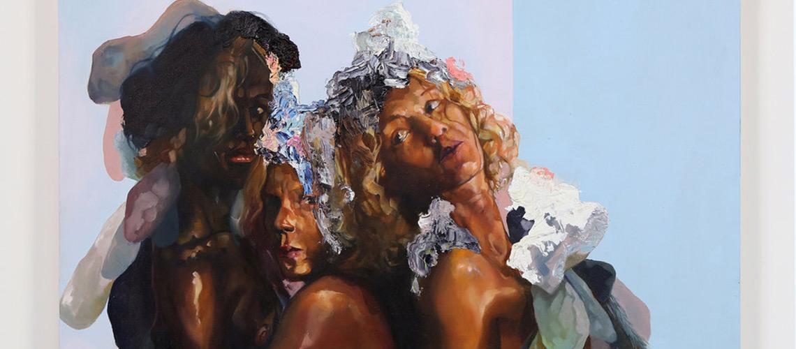 """""""Run Little White Girl"""" by David Antonio Cruz"""