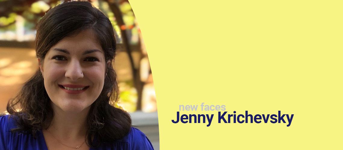 Jenny Krichevsky headshot