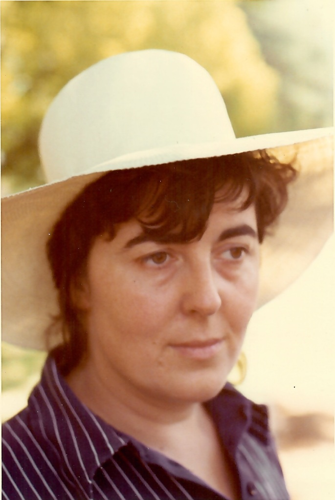 Dr. Jean E. Pickering in 1971