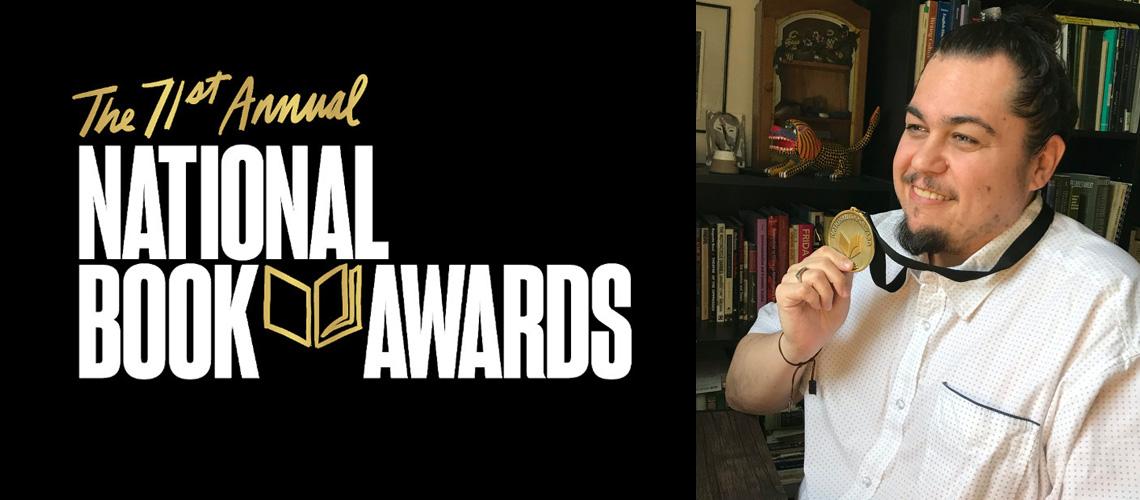 Anthony Cody - National Book Award finalist