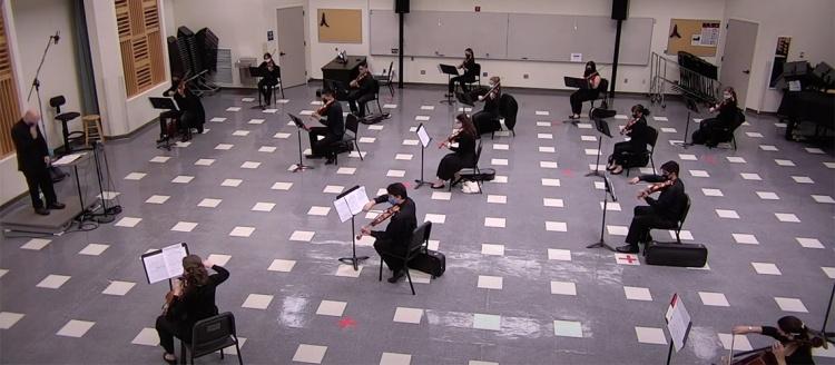 Fresno State String Orchestra