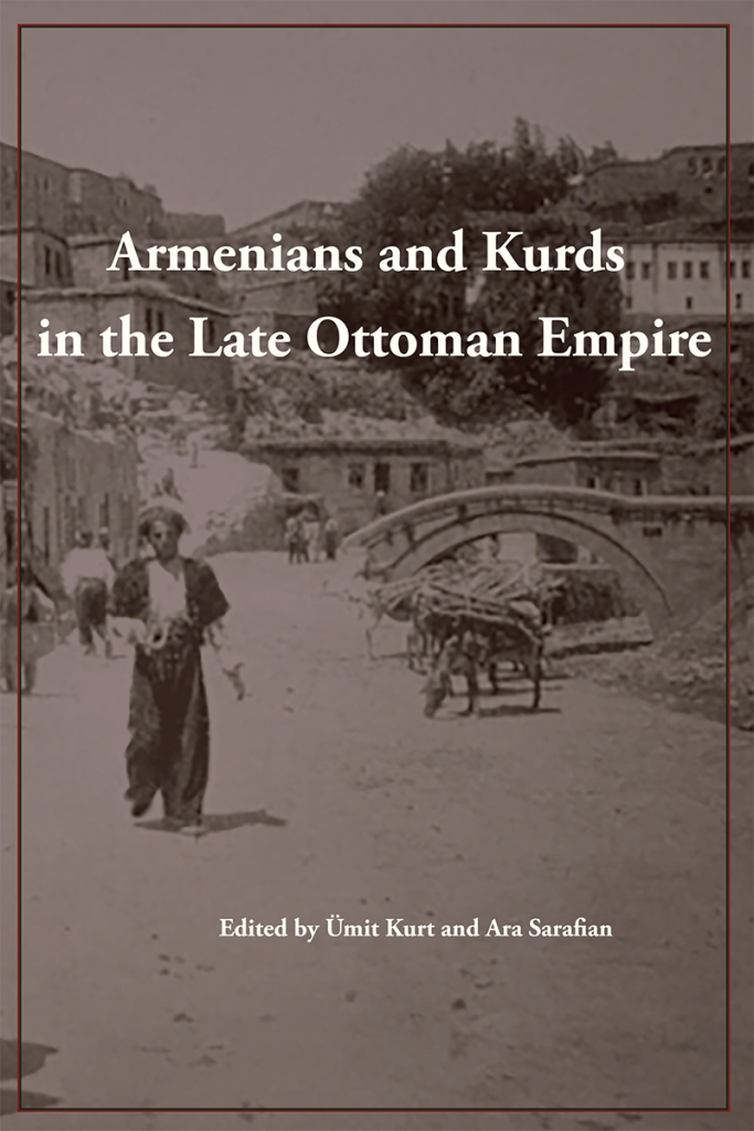 Armenians and Kurds in the Later Ottoman Empire book cover