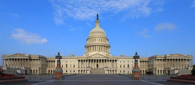 US Capitol east front, Martin Falbisoner