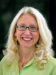 Honora Chapman, Ph.D., interim dean of the College of Arts and Humanities.