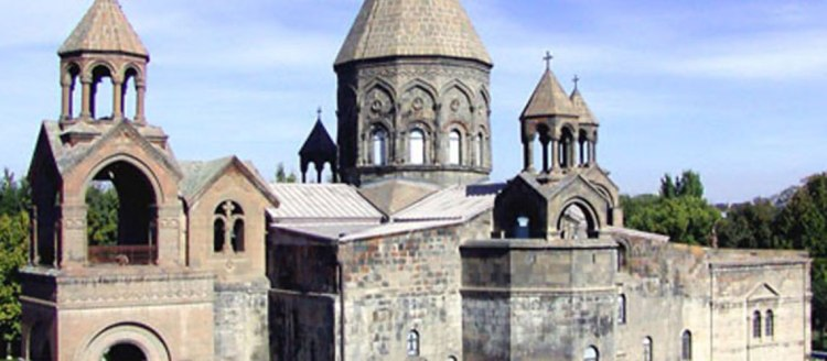 Mother Cathedral of Holy Etchmiadzin
