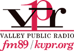 KVPR/FM89 logo