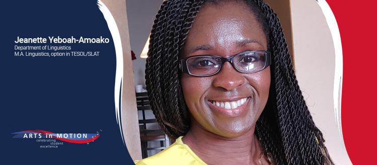 Jeanette Yeboah-Amoako