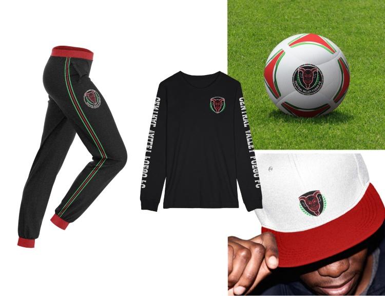 Cross Platform – Integrated Brand Identity Campaigns Silver – Central Valley Fuego Futbol Club Brianna Ozuna