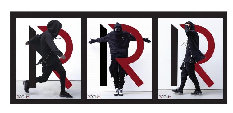Print Advertising – Magazine Advertising - Campaign Gold – Rogue Clothing Ads Daniel Palafox
