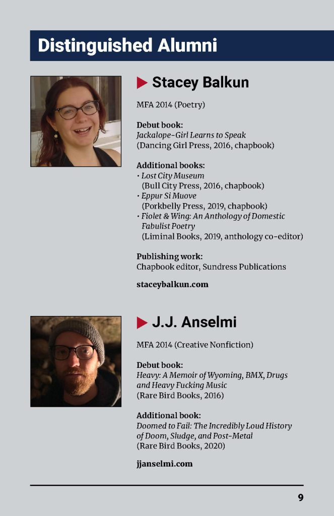 Stacey Balkun and J.J. Anselmi. Please download accessible PDF.