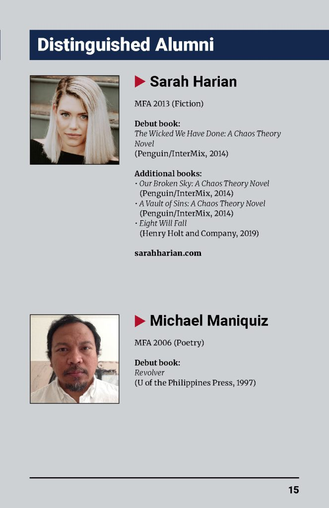 Sarah Harian and Michael Maniquiz. Please download accessible PDF.