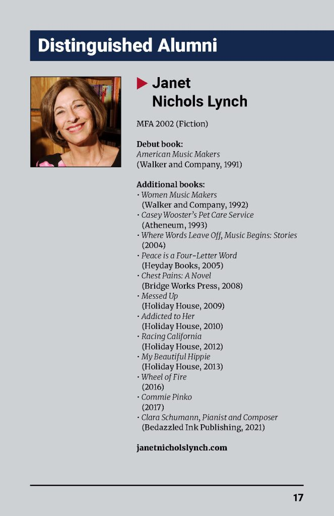 Janet Nichols Lynch. Please download accessible PDF.