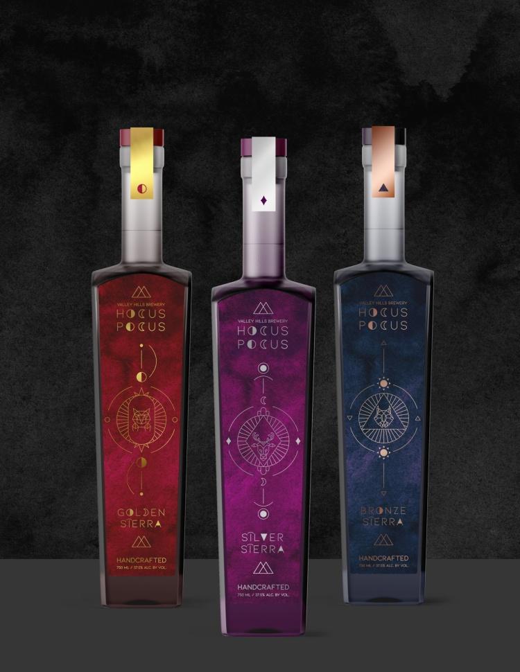 Gold – Hocus Pocus Vodka Pa Thao