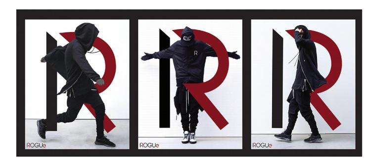 Rogue magazine add