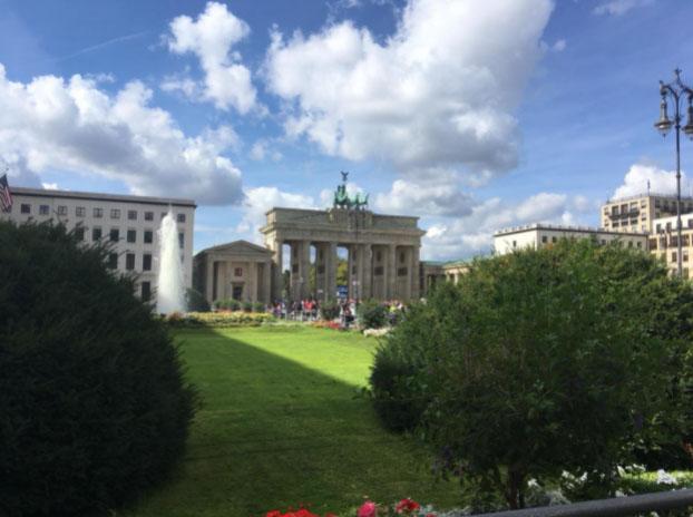 Brandenburg Tor, Berlin, Germany