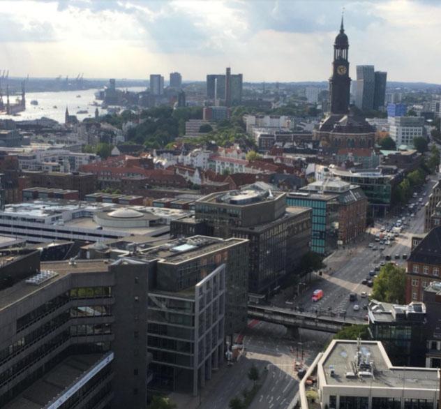 Nikolaikirche, Hamburg, Germany
