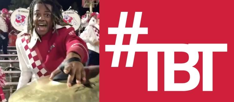 #ThrowbackThursday - Travis Morris
