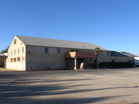 2009 photo of the studio at 1275 Maple Ave. near Downtown Fresno.
